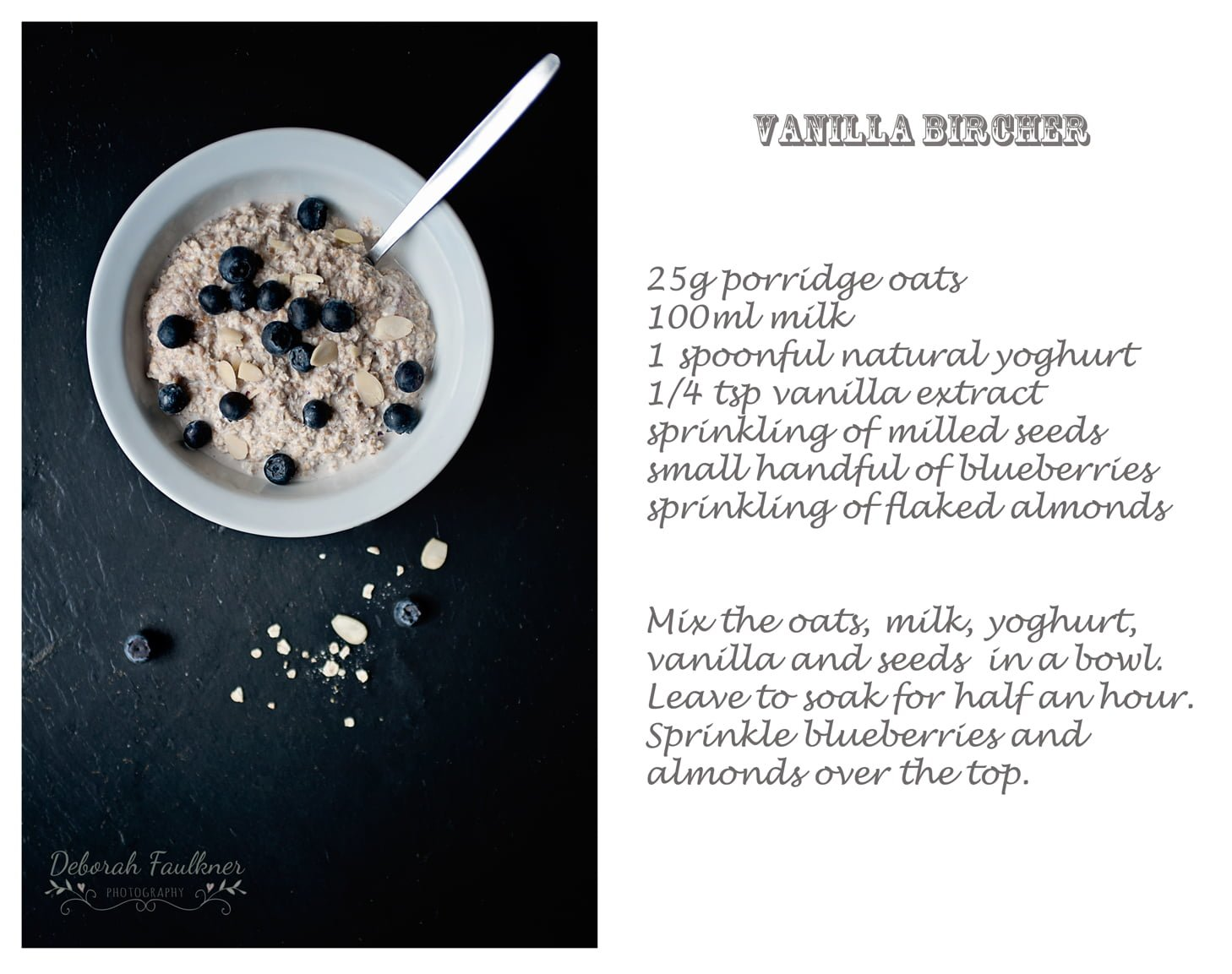 Vanilla Bircher
