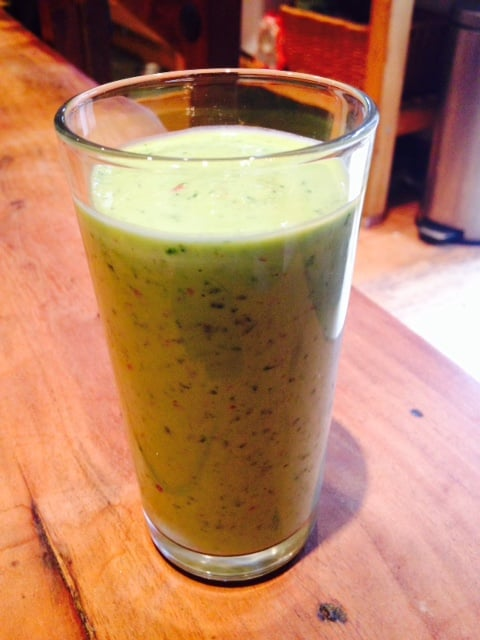 Kale super smoothie